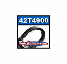 42t4900 Gates Kevlar Snowmobile Belt Replaces Oem Arctic