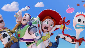 Toy Story Light Show Yes Toy Story 4s Director Knows How Weird Forky Made The