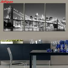 New York Skyline Wallpaper For Bedroom Compare Prices On Brooklyn Bridge Wall Art Bedroom Online