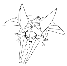 Small Picture Coloring page Pokemon Sun and Moon Vikavolt 5