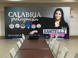 Jole Santelli seguirà lo scrutinio dal quartier generale di ...