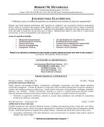 Electrical Engineer Maintenance Resume Sample Resume For