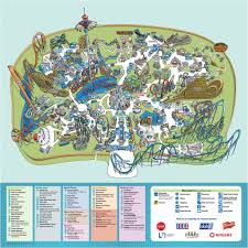 Wonderland Height Chart Canadas Wonderland Park Map Book Your Trip Today With