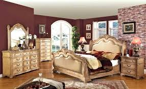 Traditional Bedroom Furniture Images Four Piece Traditional Bedroom ...