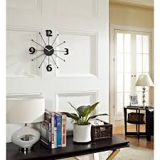 interior design wall clock decoration