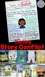 Teaching About Story Conflict Crafting Connections