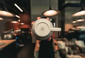 The 'latte art' was a plus! Cafe Spotlight One Plus Berkeley Ritual Coffee Roasters