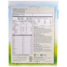 garden of life raw meal organic shake meal replacement 10 packets 2 3 oz 65 g each discontinued item
