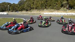 Raceline Karting and <b>Monster 4X4</b> Thrill Ride Combo