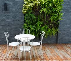 Nassau Cast Aluminum Powder Coated 4 Rocker Club Chairs With Powder Coated Outdoor Furniture