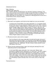 Best Photos Of Essay Examples Of Interview Questions