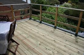 Timber Roof Decking Home Gardens Geek