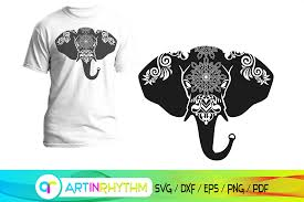 Download this free picture about elephant walking animal from pixabay's vast library of public domain images and videos. Elephant Svg Elephant Graphic By Artinrhythm Creative Fabrica