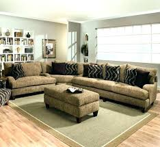 l shaped leather sectional faux for brown couch large home l shaped leather sectional l