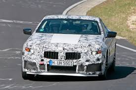 2018 bmw m8. wonderful bmw 2018 bmw m8 spy shot front inside bmw m8