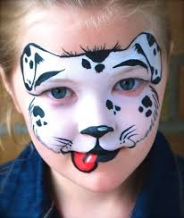 creative face painting for kids