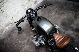 bmw r80 bobber by toma customs bikebound