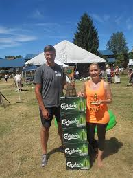 The highlight of Midsummer: Burnaby's annual Wife Carrying Contest ...