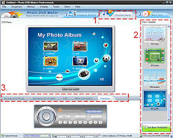 How To Create Vcd Slideshows With Photo Dvd Maker