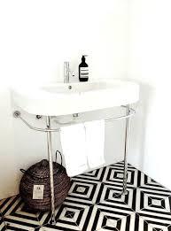 marvellous black and white floor tile bathroom image of black and white ceramic tile design black