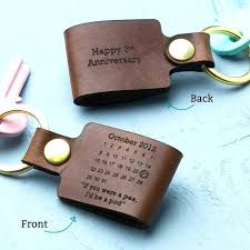 leather anniversary gift ideas for her him unique year wedding decoration great gifts best pas f 5 senses cute idea