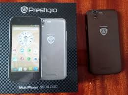 Prestigio MultiPhone 5504 Duo - Kupindo ...