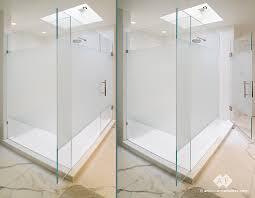 17 frosted frameless shower doors