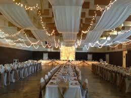 Ceiling Wedding Decorations 17 Best Ideas About Gym Wedding Reception On Pinterest Wedding