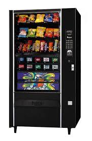 Mechanical Snack Vending Machine Extraordinary Automatic Products Model LCM48 Combo Soda Snack Machine Euro