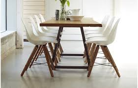 contemporary oak dining tables uk. theo - modern dining set 8 seats contemporary oak tables uk