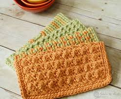 Easy Crochet Dishcloth Patterns Gorgeous 48 Quick And Easy And Free Crochet Dishcloth Patterns