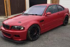 bmw m3 e46 modified. bmw e46 m3 racetrack car sold bmw modified
