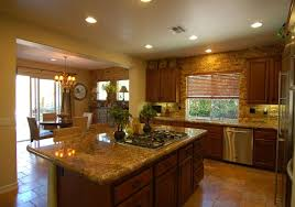 Stone Kitchen Kitchen Traditional Frosted Stone Kitchen Countertop Design
