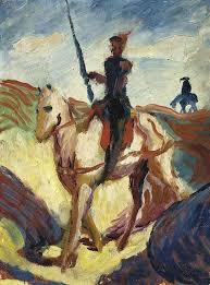 don quixote august macke 1912