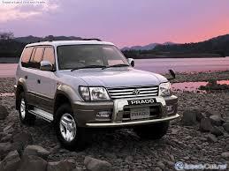 Toyota Land Cruiser Prado 90 photos - PhotoGallery with 2 pics ...