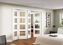 bifold french doors bedroom
