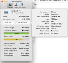 macbook replace battery