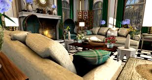 LTD DECOR Colour In The Manor House Love To Decorate SL - Manor house interiors