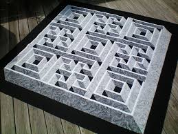 56 best Labyrinth walk images on Pinterest | Patterns, Carpets and ... & Quilting Board Labyrinth Walk pattern was in a magazine Adamdwight.com