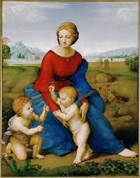 raphael madonna of the meadows c 1505