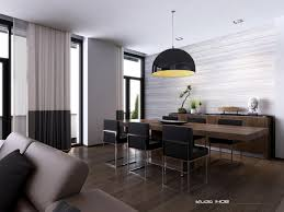 contemporary dining room lighting contemporary modern. Excellent Parquet Flooring Also Black Shade Hanging Chandeliers In Your Modern And Contemporary Dining Room Lighting H