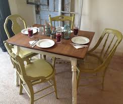 Small Square Kitchen Table Small Kitchen Table Table And Chairs With Picture 156 On Back To