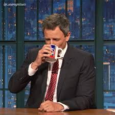 With tenor, maker of gif keyboard, add popular anime coffee animated gifs to your conversations. Seth Meyers Coffee Gif By Late Night With Seth Meyers Find Share On Giphy