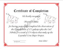 Certificate Of Completion Ojt 2 Ojt Certificate Sample Sample Of