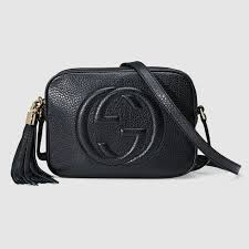 gucci bag. soho small leather disco bag gucci h