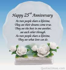 25th Anniversary Quotes Custom Happy 48rd Marriage Anniversary Quotes Wishes On Pics