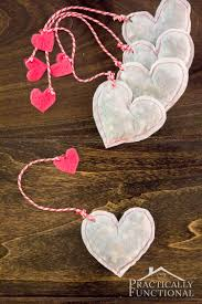 make your own heart shaped tea bags for valentine s day perfect handmade valentines idea