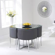 Stunning Round Dining Table For 2 Dimensions Glass Rotsen Small