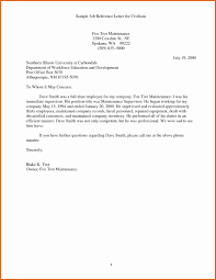job recommendation letter samples job letter of recommendation for employment picture template