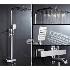 pictures show outdoor shower faucet